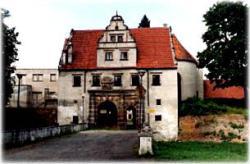 Zamek rycerski w Siedlisku