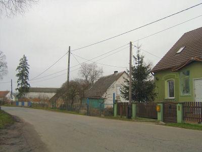 Droga przez Mironice