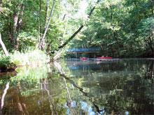 Turystyka wodna po okolicznych jeziorach, rzekach i kanałach