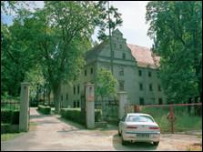 Renesansowy dwór Kietliczów w Świdnicy. Obecnie siedziba Muzeum Archeologicznego Środkowego Nadodrza